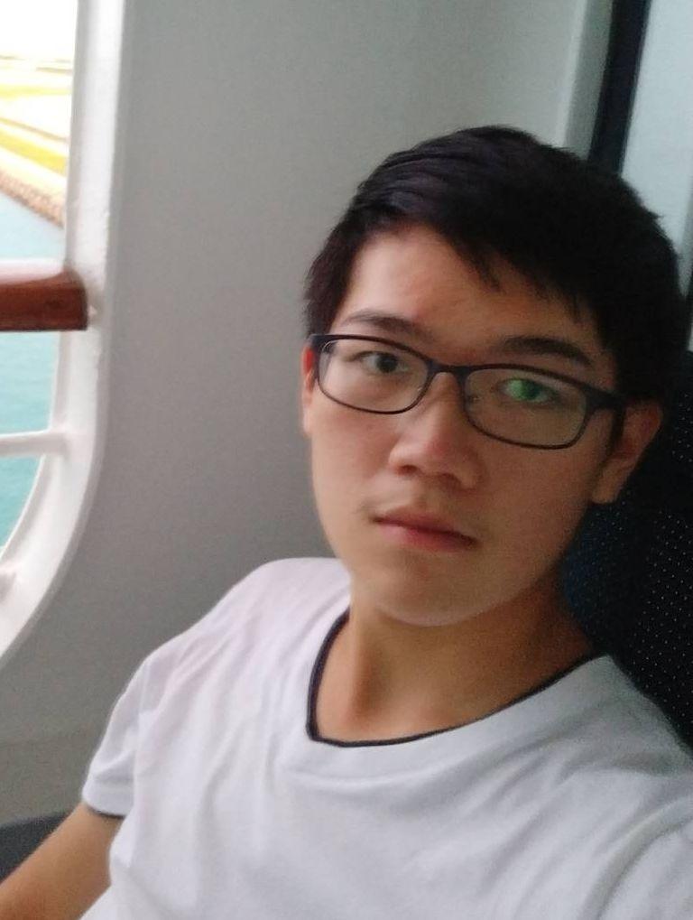 Photo of Pin-Wei Ho
