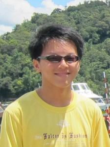 羅偉豪 Wei-Hao Raw